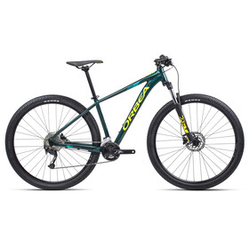 Orbea MX 40, ocean/yellow